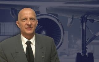 Janos Virag the Director of Innovation of North American Aerospace Industries