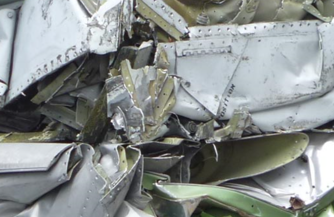Aircraft recycling